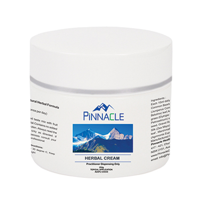 Herbal Cream Pinnacle Clinic